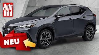 Lexus NX (2021) |Erster Plug-in-Hybrid von Lexus |Neuvorstellung