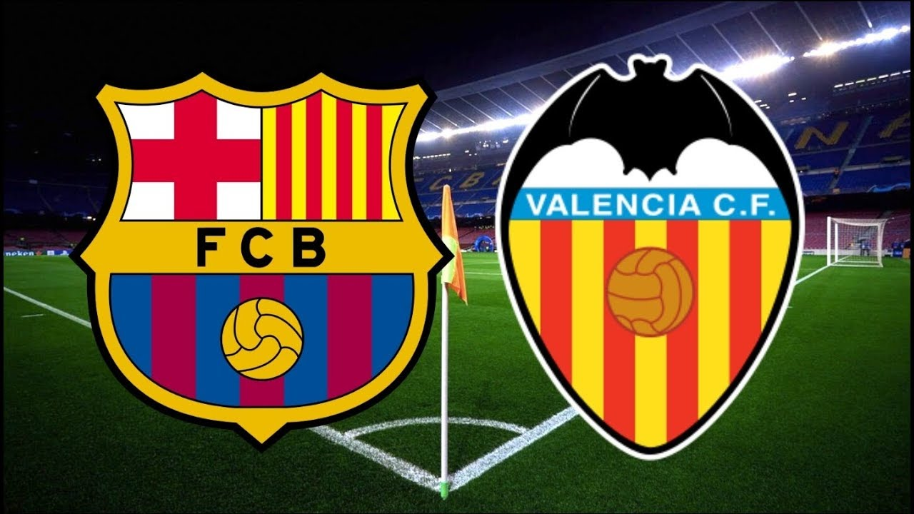 Barcelona vs Valencia, La Liga 2019 - MATCH PREVIEW - YouTube
