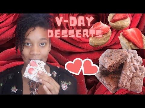 4 Vegan V-Day desserts