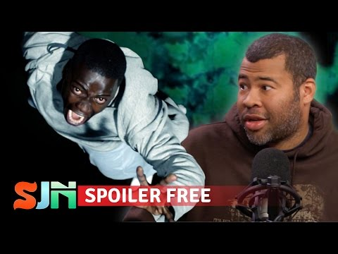 Thumbnail: Get Out Director Jordan Peele Will Never Do A Marvel Movie (Interview)