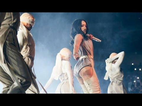 Rihanna: Sex With Me / Woo/ Cake Live In Atlanta