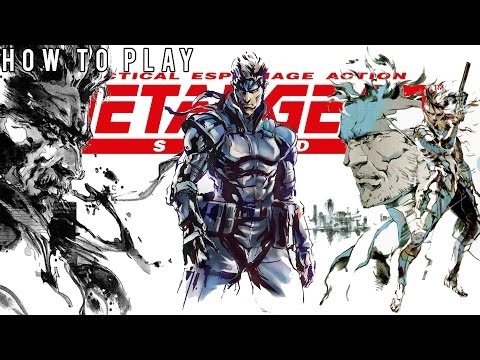 How To Play Metal Gear Solid (What Was That Noise?)