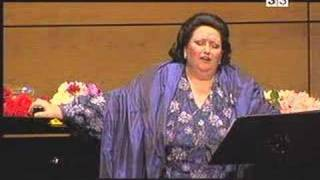 O Mio Babbino Caro - Montserrat Caballe - Puccini