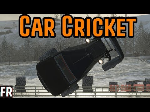 Forza Horizon 4 Challenge - Car Cricket thumbnail