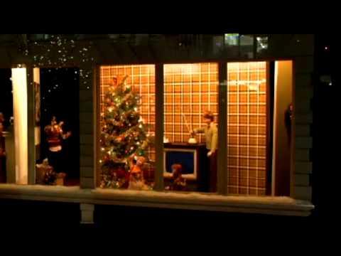 Lord & Taylor Christmas Windows 2010