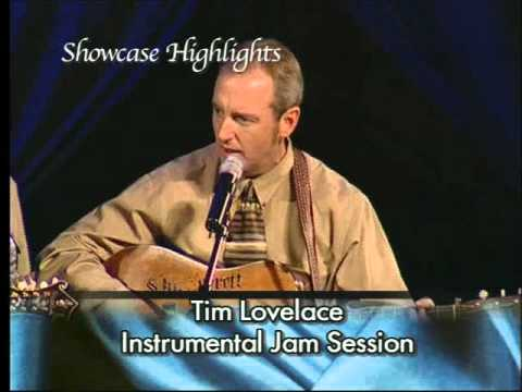 Tim Lovelace Jam Session. Will The Circle Be Unbroken. 2003