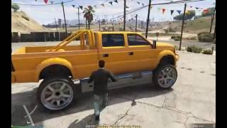 Grand Theft Auto V Farming SandKings