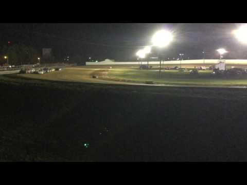 Fayette county speedway hobby stock feature 5-12-17