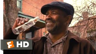 Fences (2016) - Wrestling Death Scene (1/10) | Movieclips
