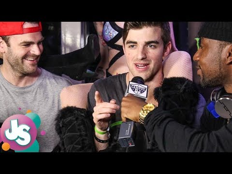 Chainsmokers Accused of Making Racist Joke During Interview in China -JS