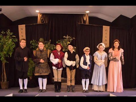 BCS Shakespeare Play 2016
