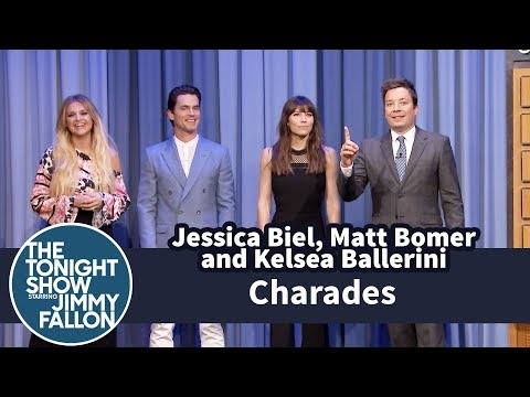 Charades with Jessica Biel, Matt Bomer and Kelsea Ballerini Mp3