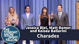 Charades with Jessica Biel, Matt Bomer and Kelsea Ballerini