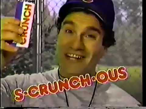1980s Nestle Crunch Commercial from YouTube · Duration:  31 seconds