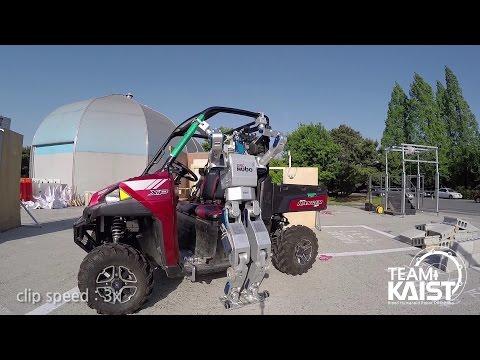 [DRC 2015] Team KAIST Full Video