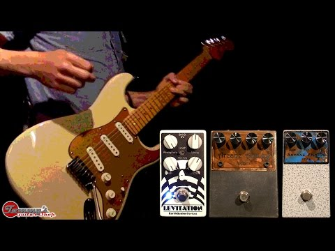 Arcane Analog & EarthQuaker Devices Trio For Tommy's Guitar Shop