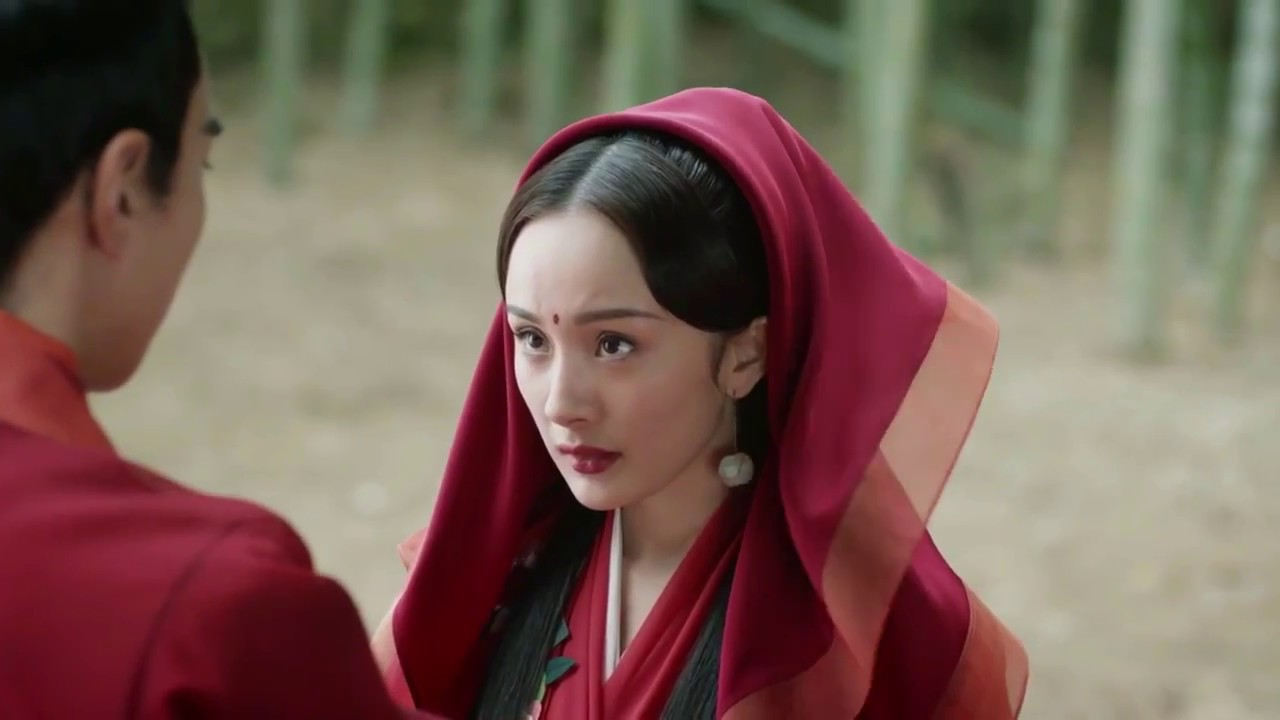 Image result for ten miles of peach blossoms bai qian