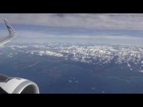 Helsinki to London Heathrow Airport Full Flight Part 2