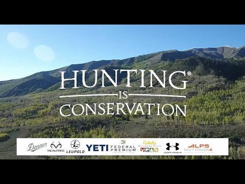 Hunting Is Conservation-Colorado Elk Research