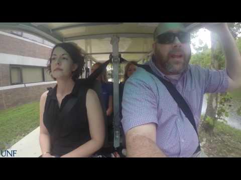 Golf-cart karaoke: International Business
