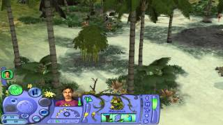 Глава 4 - Таинственный идол - Sims 2
