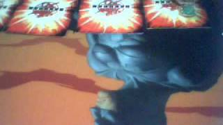my full bakugan collection by dragonoidone