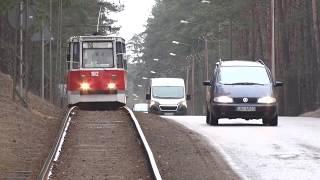 Началось строительство новой трамвайной ветки по третьему маршруту