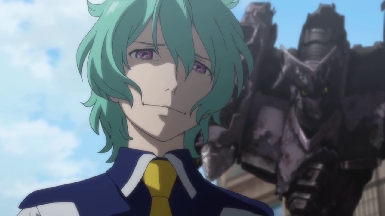 Download Eureka Seven Ao Final Episode: One More Time (English Subtitled) [720p]