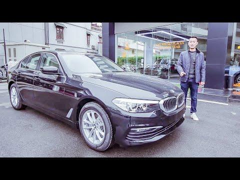 Chi tiết Thaco BMW 520i đời 2018/2019 giá 2,389 tỷ vừa ra mắt Việt Nam