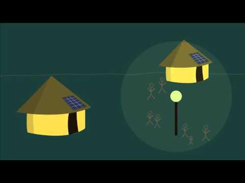 Solar Africa   Share for electricity