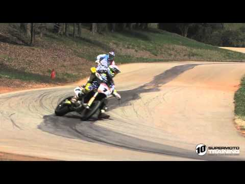 Johnny Lewis  10 Supermoto Training