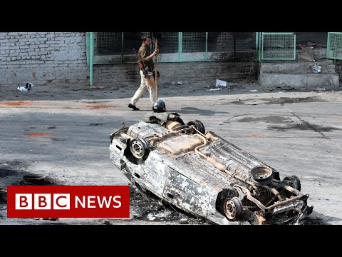 Delhi riots: City tense after Hindu-Muslim clashes leave 27 dead - BBC News