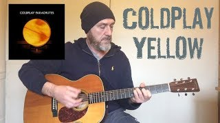Download lagu Coldplay - Yellow - Guitar lesson - by Joe Murphy