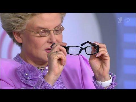 Что делать, чтобы очки незапотевали. Советы телезрителей. Жить здорово!(24.10.2016)