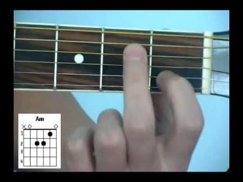 Легкие аккорды для новичков.