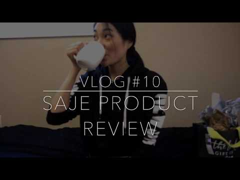 Vlog #10 - 🌿Saje Wellness Essentials You Need (Saje Haul/Product Review)🌿