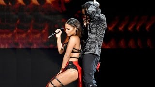 Lil Wayne AMAs 2014 Performance Of Start A Fire With Christina Milian Was Seductive