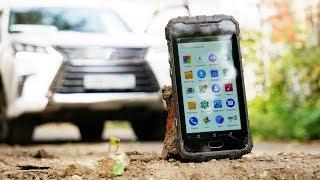 Обзор жесткого китайского смартфона