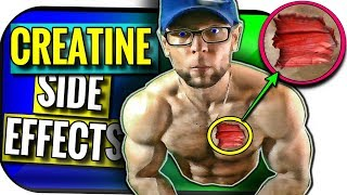 Creatine Side Efefcts | 3 Effects Worse Than Typos