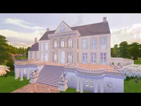 Simplistic Build: Dresden Hall