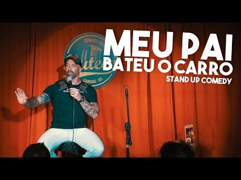 STAND-UP CRIS PEREIRA - MEU PAI BATEU O CARRO