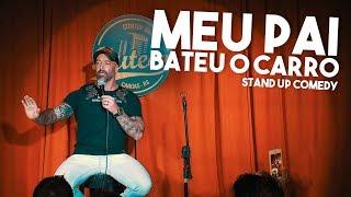 STAND-UP CRIS PEREIRA - MEU PAI BATEU O CARRO thumbnail