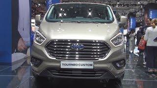 Ford Tourneo Custom 310 L1 2.0 TDCi EcoBlue 125 kW (2018) Exterior and Interior