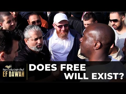 Does Free Will Exist?