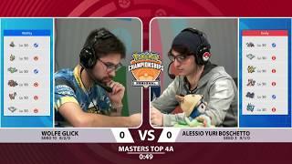 2020 Pokémon Collinsville Regional Championships: VGC Masters Top 4, Match A