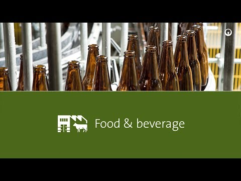 Veolia Markets & solutions - Food & beverage