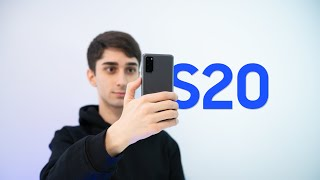 Samsung Galaxy S20 Review!