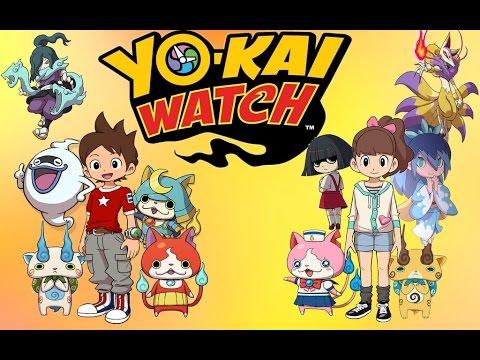 Yokai Watch | Celebrity Yokai-Cam