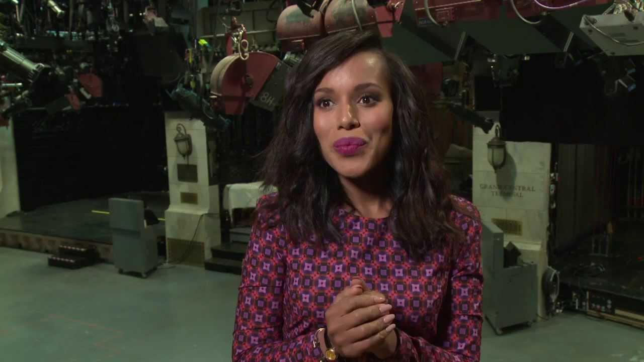 Kerry Washington SNL dating show homofil dating gjør det første trekket