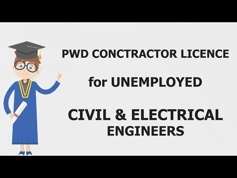 Procedure for P. W. D. Contractor's Licence Registration l Unemployed Engineer l Hindi l Suraj Laghe